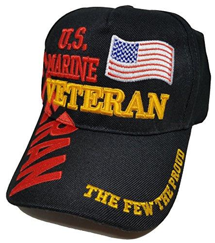 Buy Caps and Hats U.S. Marine Corp Baseball Cap Veteran Hat (Marine Corps Retired Ball Cap)