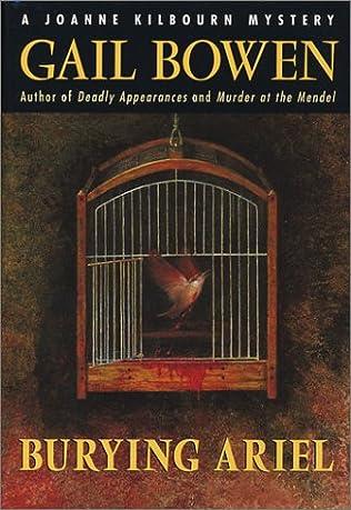 book cover of Burying Ariel