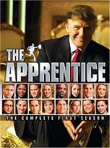 amazon com the apprentice the complete first season donald