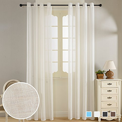 design tiebacks valance leather curtains tan sheer shakespeare natural attractive of the a linen curtain with stunning beauty by pleasurable coupled window