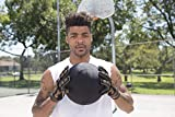 POWERHANDZ Weighted Anti-Grip Basketball Gloves for