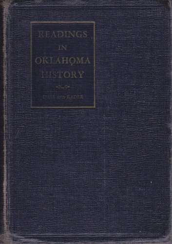 Readings in Oklahoma History