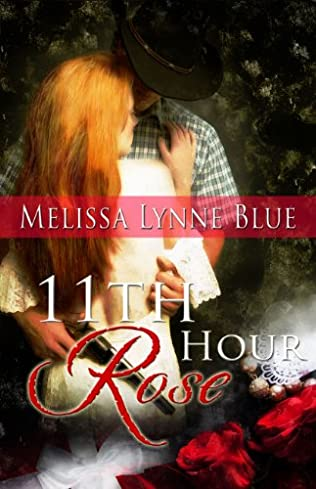 book cover of 11th Hour Rose