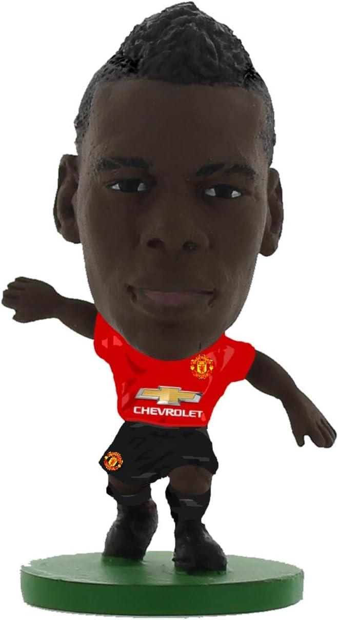 Soccerstarz - Man Utd Paul Pogba Home Kit (2019 Version) /Figures