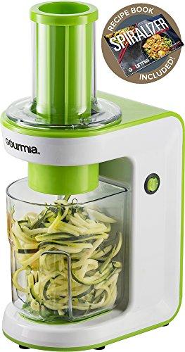 Gourmia Spiralizer Vegetables Spaghetti Fettuccine