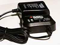 Black & Decker 6.5hr Multi Volt Battery Charger for HPB18 HPB14 HPB12 HPB96 18V 14V 12V 9.6V Nicd