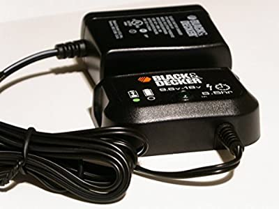 Black & Decker 6.5hr Multi Volt Battery Charger for HPB18 HPB14 HPB12 HPB96 18V 14V 12V 9.6V Nicd