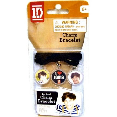 One Direction Braided Pop Band, Louis