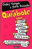 Quiubole Con, Gaby Vargas and Yordi Rosado, 9707702281