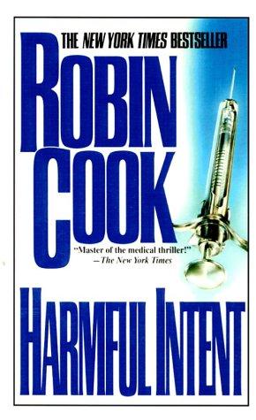 0786225041 - Robin Cook: Harmful Intent - Libro