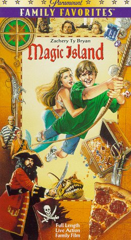 - Magic Island [VHS]
