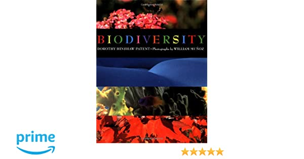 Workbook biodiversity worksheets : Biodiversity: Dorothy Hinshaw Patent, William Muñoz: 0046442687041 ...