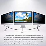 24''W Inch Privacy Screen Filter for Desktop