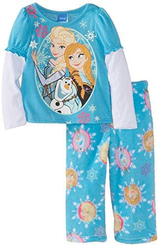 Princess Girls Toddler Frozen Pajama