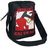 Metallica Kill Em All (Cross Body Bag) Rocksax