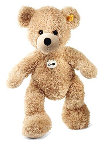 (Steiff Fynn Teddy Bear Plush, Beige)