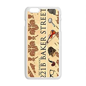 221B BAKER STREET Cell Phone Case for iPhone plus 6