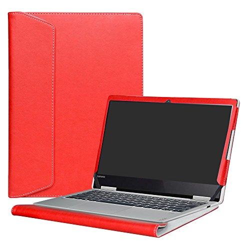 Alapmk Protective Case Cover For 12.5 Lenovo Yoga 720 12 720-12IKB Laptop(Not fit Yoga 730/Yoga 720 15/Yoga 720 13/Yoga 710/Yoga 700),Red