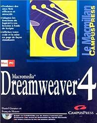 Dreamweaver 4 (avec CD-Rom)