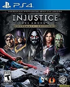 PS4 Injustice NTSC