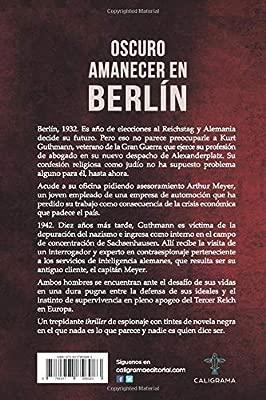 Oscuro amanecer en Berlín: Amazon.es: Joaquín Rodríguez: Libros