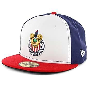 Amazon Com New Era 59fifty Hat Chivas De Guadalajara