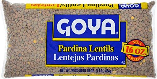 Goya Foods Dry Lentils (Pardina Lentils), 16-Ounce (Pack of 24) by Goya (Image #3)