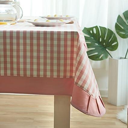 Amazon Com Wfljl European Style Tablecloth Cotton Decoration