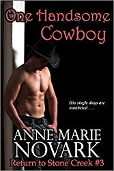 One Handsome Cowboy (Return to Stone Creek Book 3)