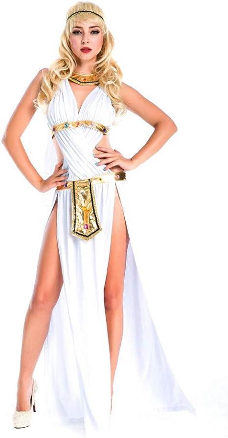 QAQBDBCKL Disfraz de Cosplay para Mujer Sexy del Disfraz Egipcio ...