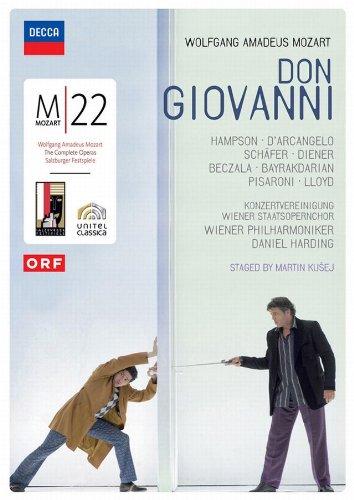 モーツァルト:歌劇《ドンジョヴァンニ》 [DVD] B003F31O0Y