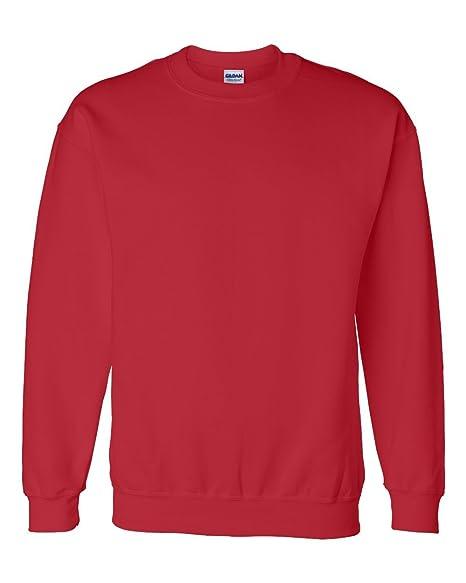 53d95ea4 Gildan DryBlend Men's Crewneck Sweatshirt at Amazon Men's Clothing ...