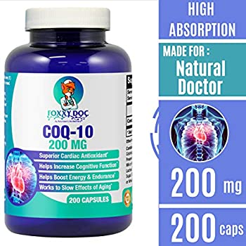 Amazon.com: Doctors Best High Absorption CoQ10 with ...