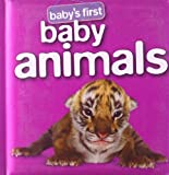 Baby's First Baby Animals, Hinkler Books, 1741855306