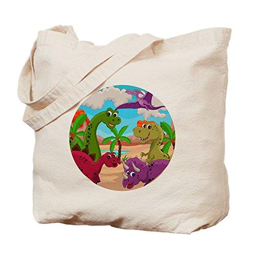 Royal Lion Tote Bag Dinosaurs HD