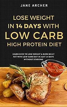 high protein low carb diet plan pdf
