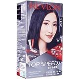 Revlon Top Speed Hair Color Woman, Natural Black 70