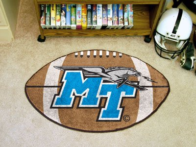 Fan Mats Middle Tennessee State Football Rug, 22