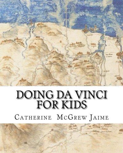 Fazendo Da Vinci Para Crianças