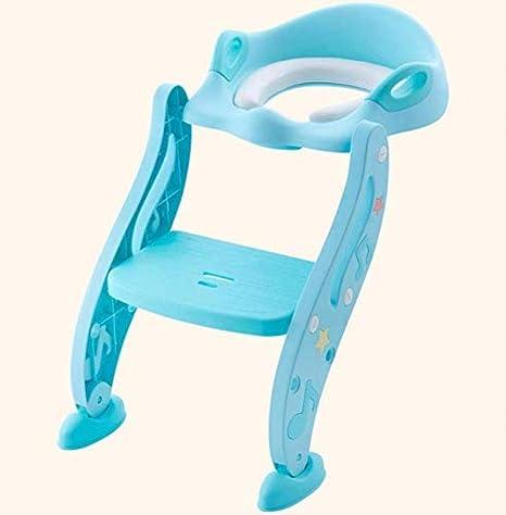 Niños Aseo Escalera Silla Asiento de bebé Lavabo de orina grande infantil: Amazon.es: Bebé
