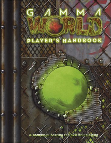 Gamma World Player's Handbook: A Campaign Setting for d20 Roleplaying ebook
