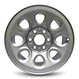 Road Ready Wheels RRW 9595246 6 Lug Chevrolet Tahoe Steel Wheel (17in ×7.5in)