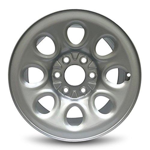 Road Ready Wheels RRW 9595246 6 Lug Chevrolet - 17 Truck Rims