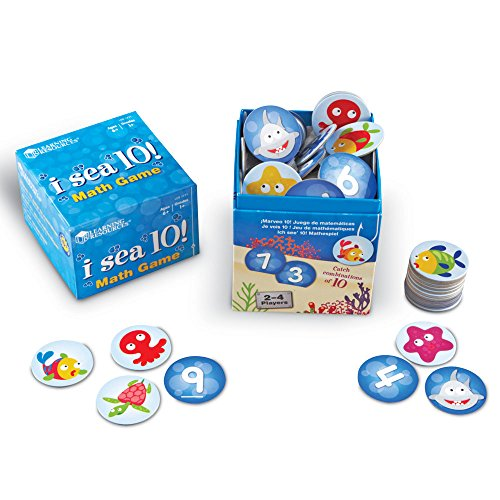 51PVQPPfmOL - Learning Resources I Sea 10! Game
