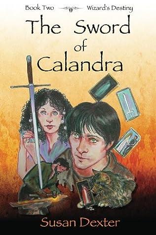 book cover of The Sword of Calandra