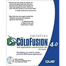 The ColdFusion 4.0 Web Application Construction Kit by Ben Forta (1998-12-23)