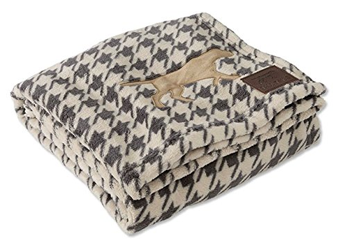 Orvis Houndstooth Dog Blanket, (Houndstooth Dog Bed)
