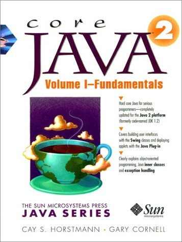 Core Java 2 Volume 1,4th Edition: Fundamentals (Prentice Hall (engl. Titel))