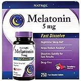 Natrol Melatonin 5mg Fast Dissolve (250 ct.)