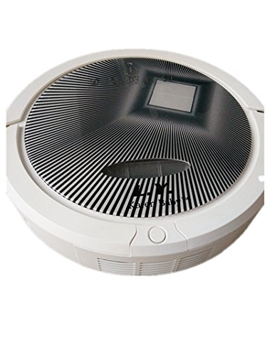 L Y. Robotic Vacuum Cleaner Automatic Floor Cleaner with Self Charging and Wet Mop